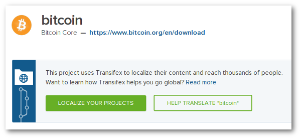 Help translate Bitcoin