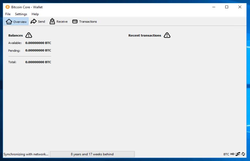 Bitcoin-Qt Initial Block Download