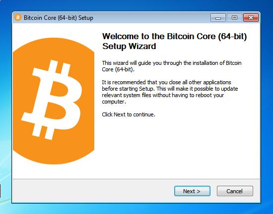 Running A Full Node - Bitcoin