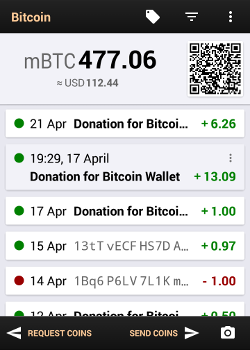 Bitcoin price app android